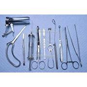 Набор оториноларингологический хирургический большой выездной фото