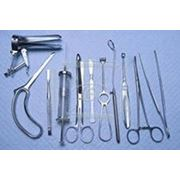Набор инструментов для легочной хирургии фото