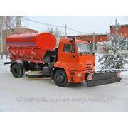 Дорожная универсальная КО-806 на шасси КАМАЗ 43253-1017-99 фото