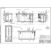 Блок-контейнер приборный фото