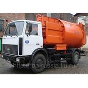 Мусоровоз КО-449-33 на МАЗ-5337А2 фото
