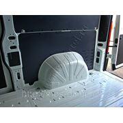 Обшивка стенок грузового отсека L1 (3 мм) Peugeot Boxer 2012- фото