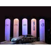 Надувная освещенная колонна-20 фото