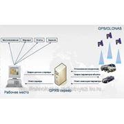 Система мониторига GPS/ГЛОНАСС-GSM фото