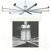 Вентиляторы разгонные горизонтальные фото