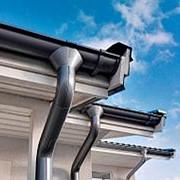 Порошковая покраска водосточных и вентиляционных систем. фото