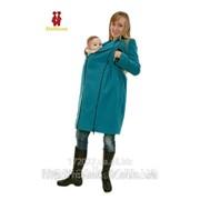 Пальто демисезонное 3в1: беременность, слингоношение, обычное пальто фото