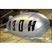 Рекламный газовый аэростат; форма: дирижабль, «озон» фото