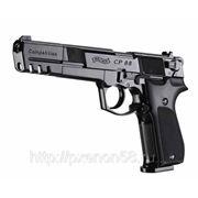 Walther СР 88 Competition (удл. свол, чёрн. с чёрн. пласт. накла фото