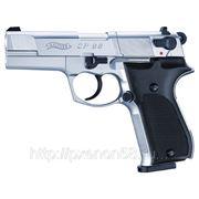 Walther СР 88 (никель с чёрн. пласт. накладками) фото