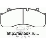 ACV067K колодки Volvo 55923481, 20768101, 29151, SM485Z, GDB5058, GDB5103. MDP5072, 2.94073 фото