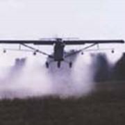 Обработка земли АН-2 и МИ-2 фото