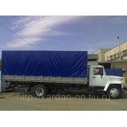 Карданный вал на ГАЗ 3307 удлинненный (двух, трех, четырех опорные) фото