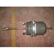 Энергоаккумулятор (длинный шток) Howo 650х230х230 фото