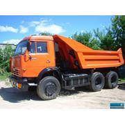 Аренда самосвала КАМАЗ 55111 (13 тонн)