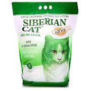 Наполнитель Сибирская кошка Элита Эко (зеленые гранулы) 4л фото