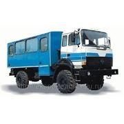 Вахтовый автобус УРАЛ-32552-47 фото