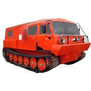 Гусеничный снегоболотоход с пожарным оборудованием ТТМ-3 ПО фото
