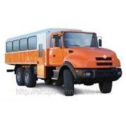 Вахтовый автобус УРАЛ-3255-59 фото