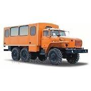 Вахтовый автобус УРАЛ-32551-41 фото