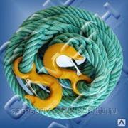 Трос буксировочный ТБК 10,5т-5,0м фото
