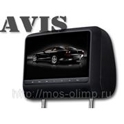 """Подголовник со встроенным LCD монитором 9"""" AVS0944BM фото"""