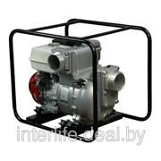 Мотопомпа для грязной воды Koshin KTH-80X фото