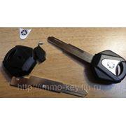 Ключ зажигания для мотоцикла YAMAHA, с местом для чипа фото