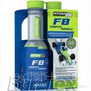 AtomEx F8 Complex Formula (Gasoline) XADO для бензинового топлива фото