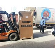 Такелажные работы в Самаре: перевозка банкоматов, станков, пианино и пр. оборудования фото