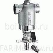 """Фильтр 1/2"""", НР-ВР, без манометра, 100 мкм, хромированный, артикул FA 3947 12100 фото"""