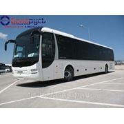 Автобус ман междугородний с автоматической коробкой передач man lion's regio r14 с фото
