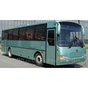 Автобус КАВЗ-4238-01 Аврора межгород турист фото