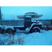 А/м Урал шасси фото