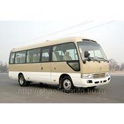 Туристический автобус SHAOLIN SLG6606C3N фото
