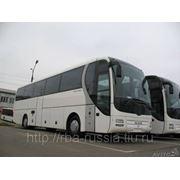 Автобус MAN R07 турист фото