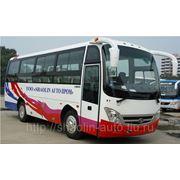 Туристический автобус SHAOLIN SLG6840C3E фото