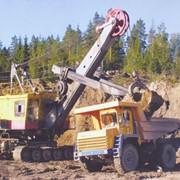 Оборудование для добычи природного камня фото