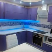 """Кухня """"Лаванда"""" фото"""