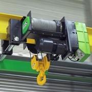 Тали электрические канатные STAHL CraneSystems фото