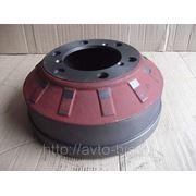 Барабан тормозной задний ПАЗ-3204 диск 19,5 фото