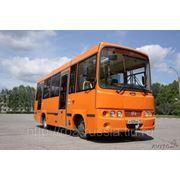 Автобус BAW 2245 street фото