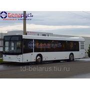Автобус маз городской низкопольный номинальная вместимость 105 человек МАЗ 203068 фото