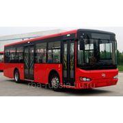 Higer KLQ6109GL низкопольный (60%) городской автобус фото