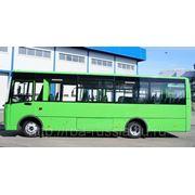 Hyundai Богдан А201.11 автобус фото
