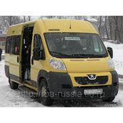 Автобус Peugeot Boxer городской фото