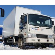 Hyungai HD120 фургон промтоварный фото