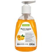 Мыло жидкое OfficeClean Лимон, с дозатором, 300 мл фото