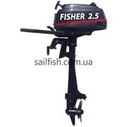 Лодочный мотор FISHER-T2,5л/с (2такт) 4858 фото