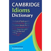 Cambridge Idioms Dictionary 2nd Edition Paperback фото